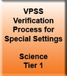 VPSS:  Science - Tier 1