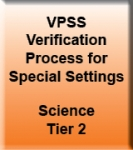 VPSS:  Science - Tier 2